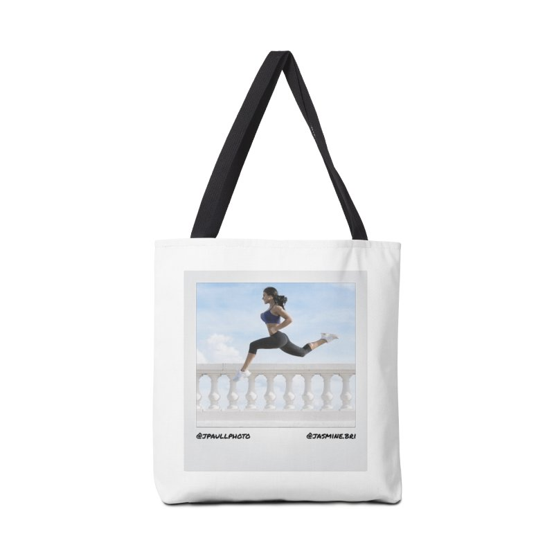 Jasmine Run Accessories Bag by jpaullphoto's Artist Shop