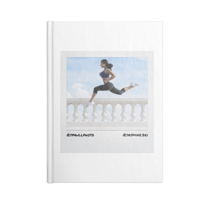 Jasmine Run Accessories Notebook by jpaullphoto's Artist Shop