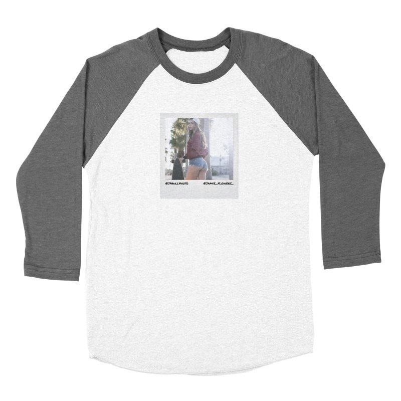 Jamie F Women's Longsleeve T-Shirt by jpaullphoto's Artist Shop
