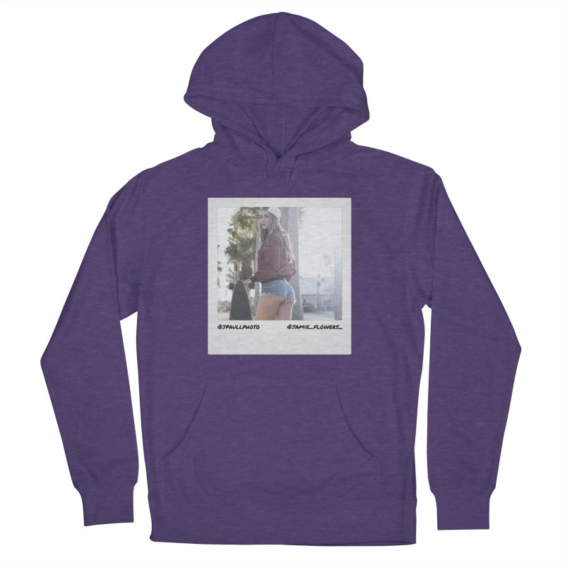 Jamie F Women's French Terry Pullover Hoody by jpaullphoto's Artist Shop