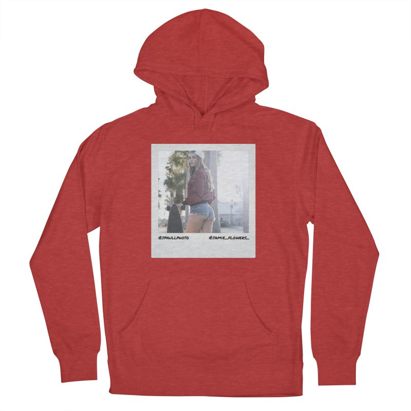 Jamie F Men's French Terry Pullover Hoody by jpaullphoto's Artist Shop