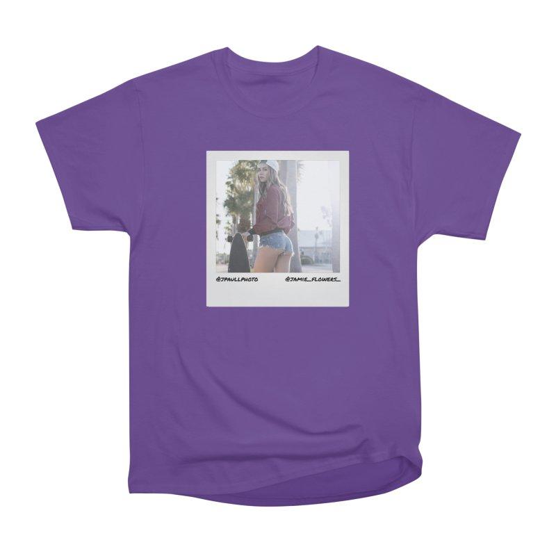 Jamie F Women's Classic Unisex T-Shirt by jpaullphoto's Artist Shop