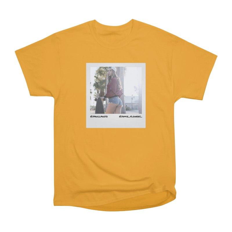 Jamie F Men's Heavyweight T-Shirt by jpaullphoto's Artist Shop