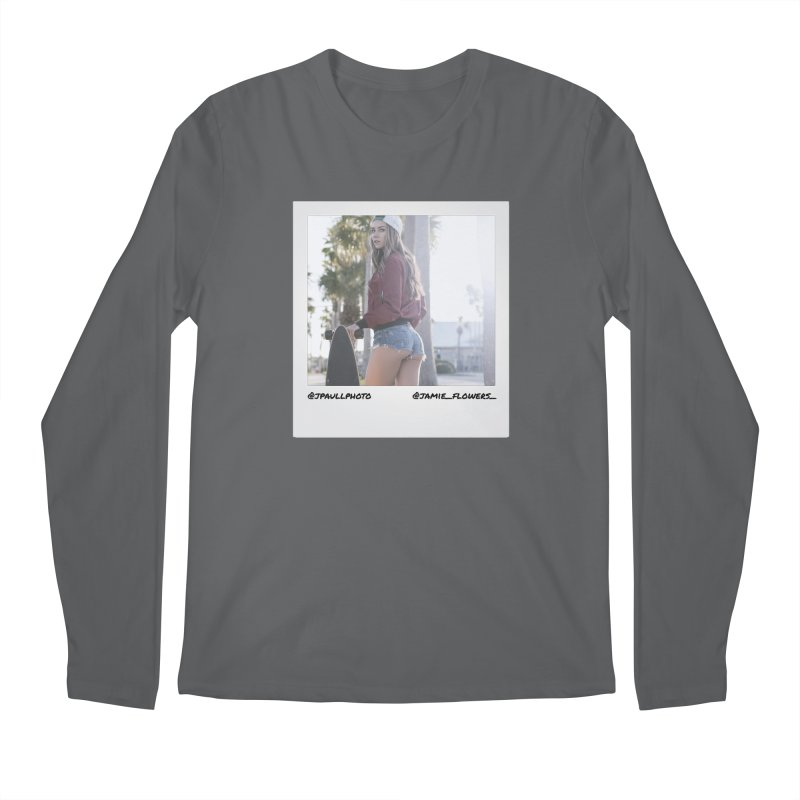 Jamie F Men's Longsleeve T-Shirt by jpaullphoto's Artist Shop