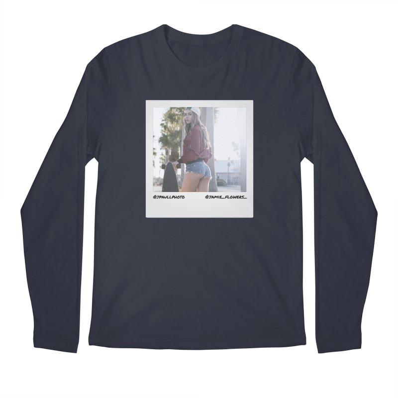 Jamie F Men's Regular Longsleeve T-Shirt by jpaullphoto's Artist Shop
