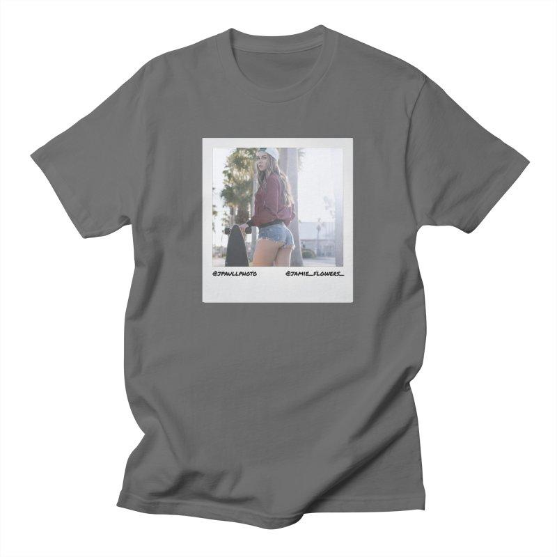 Jamie F Men's T-Shirt by jpaullphoto's Artist Shop