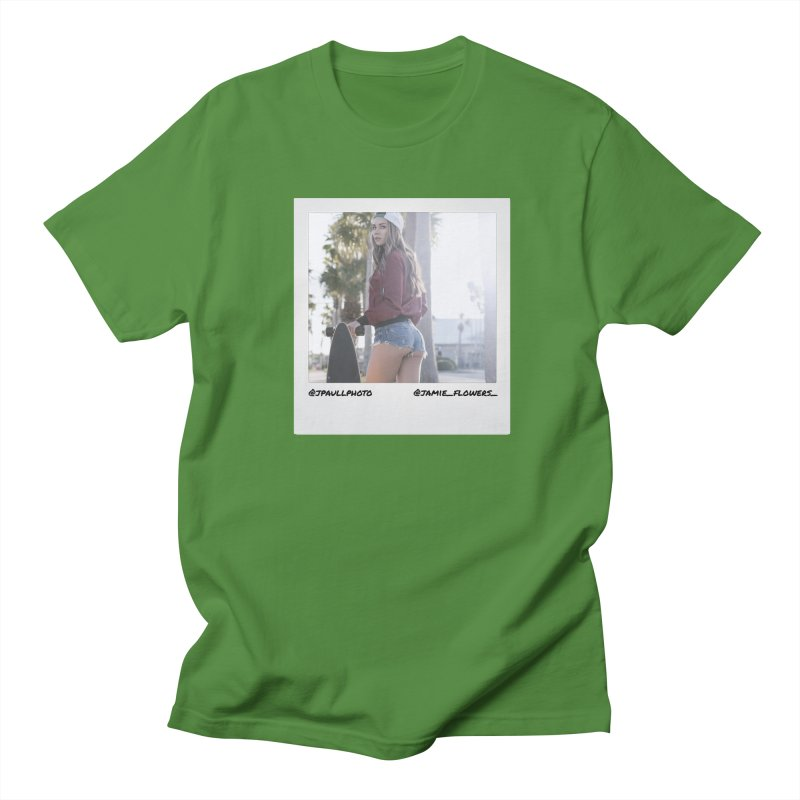 Jamie F Men's Regular T-Shirt by jpaullphoto's Artist Shop