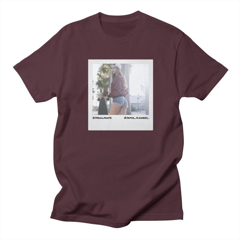Jamie F Men's Regular T-Shirt by jpaullphoto's Artist Shop