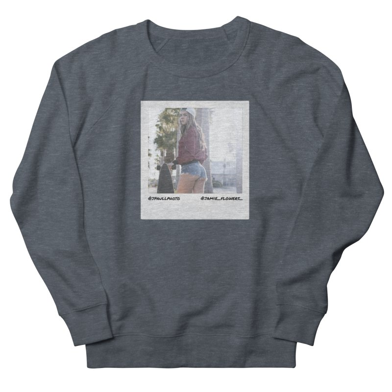 Jamie F Men's French Terry Sweatshirt by jpaullphoto's Artist Shop
