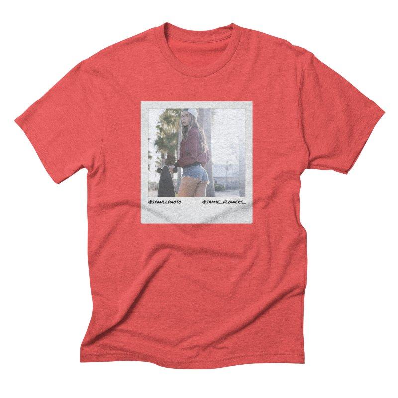 Jamie F Men's Triblend T-shirt by jpaullphoto's Artist Shop