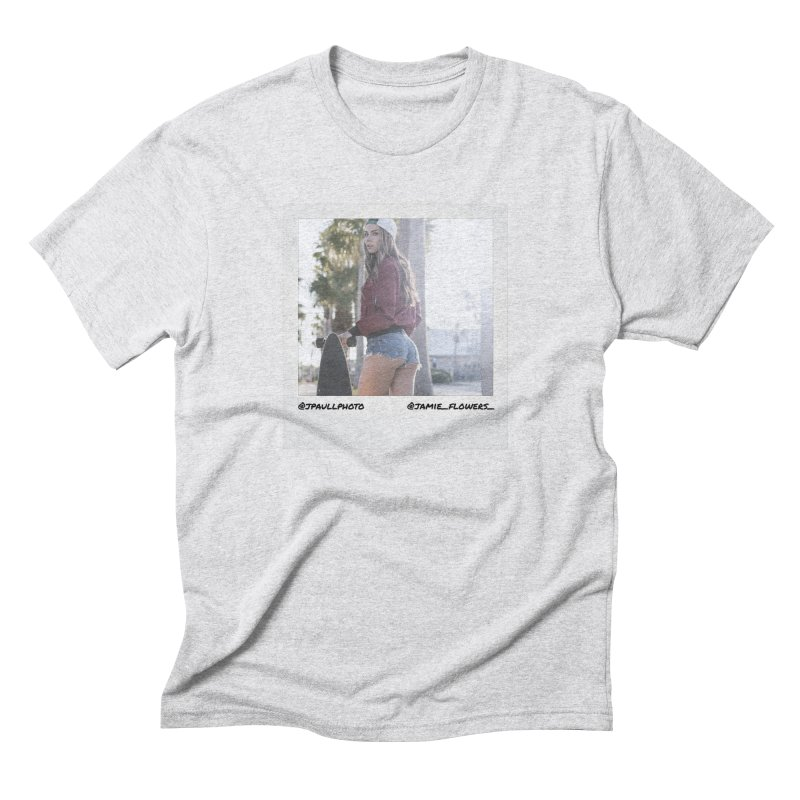 Jamie F Men's Triblend T-Shirt by jpaullphoto's Artist Shop