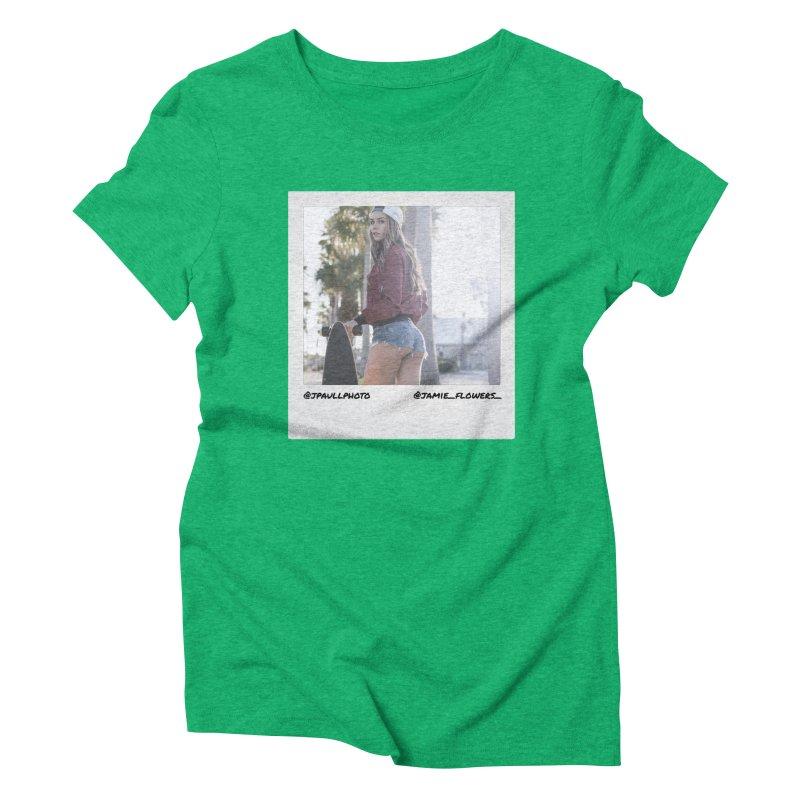 Jamie F Women's T-Shirt by jpaullphoto's Artist Shop