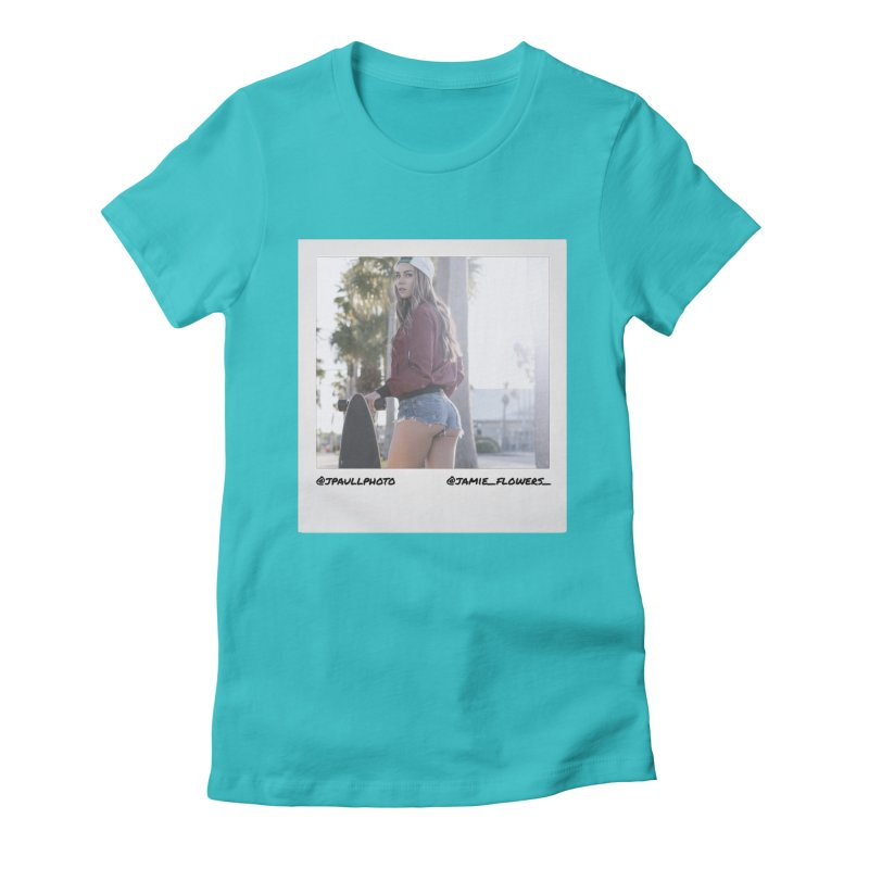 Jamie F Women's T-Shirt by jpaullphoto's Artist Shop