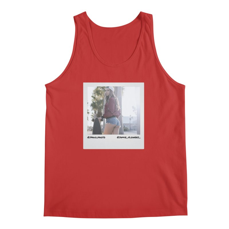 Jamie F Men's Regular Tank by jpaullphoto's Artist Shop