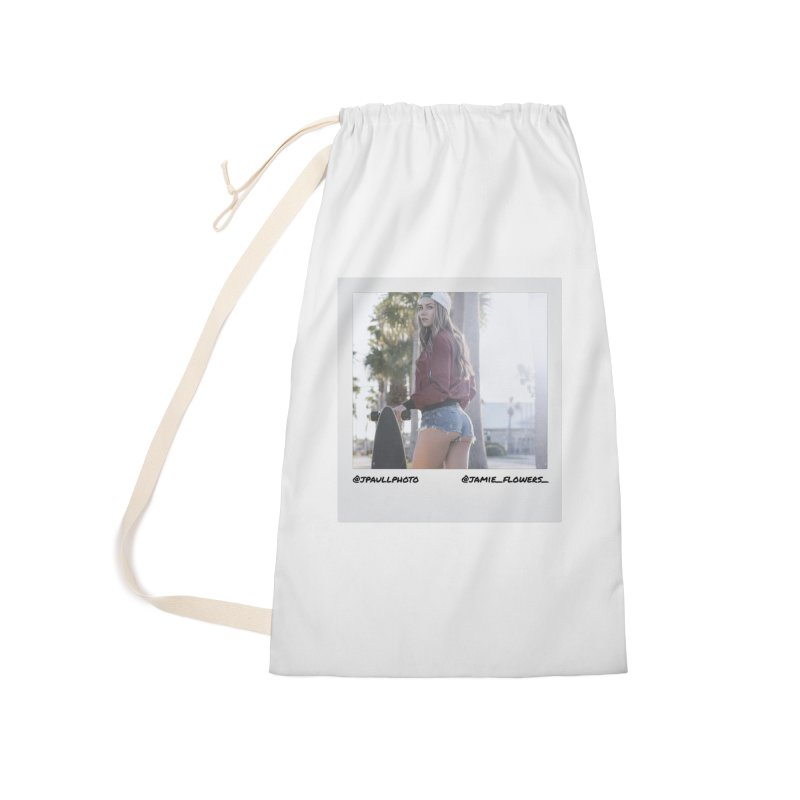 Jamie F Accessories Laundry Bag Bag by jpaullphoto's Artist Shop