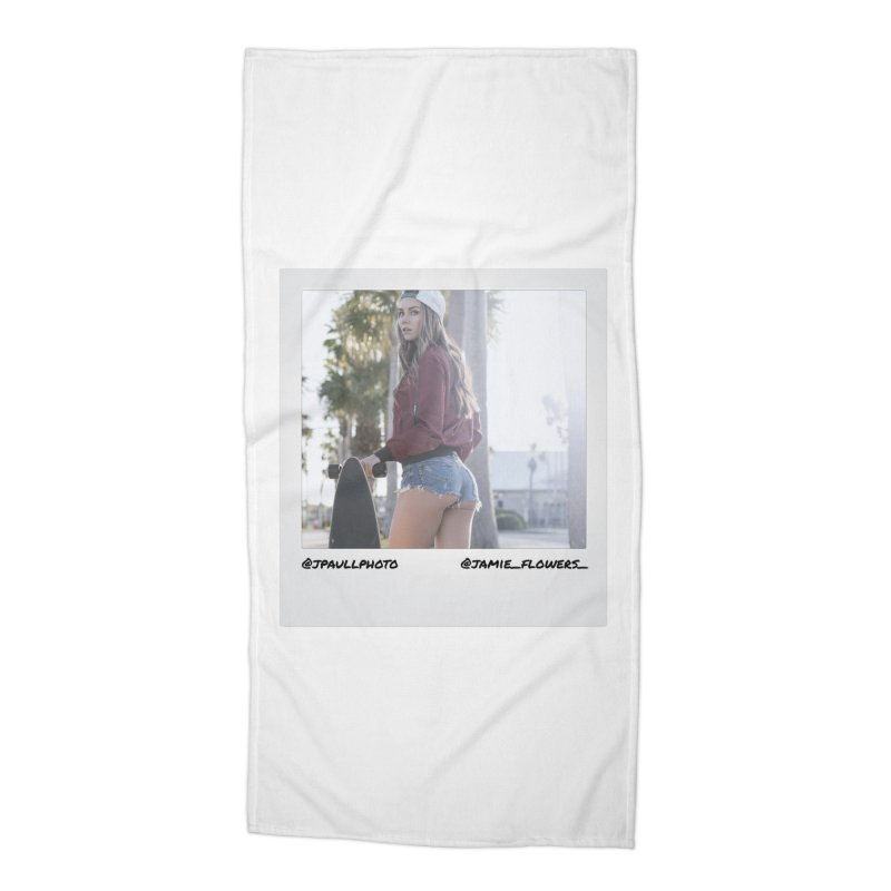 Jamie F Accessories Beach Towel by jpaullphoto's Artist Shop
