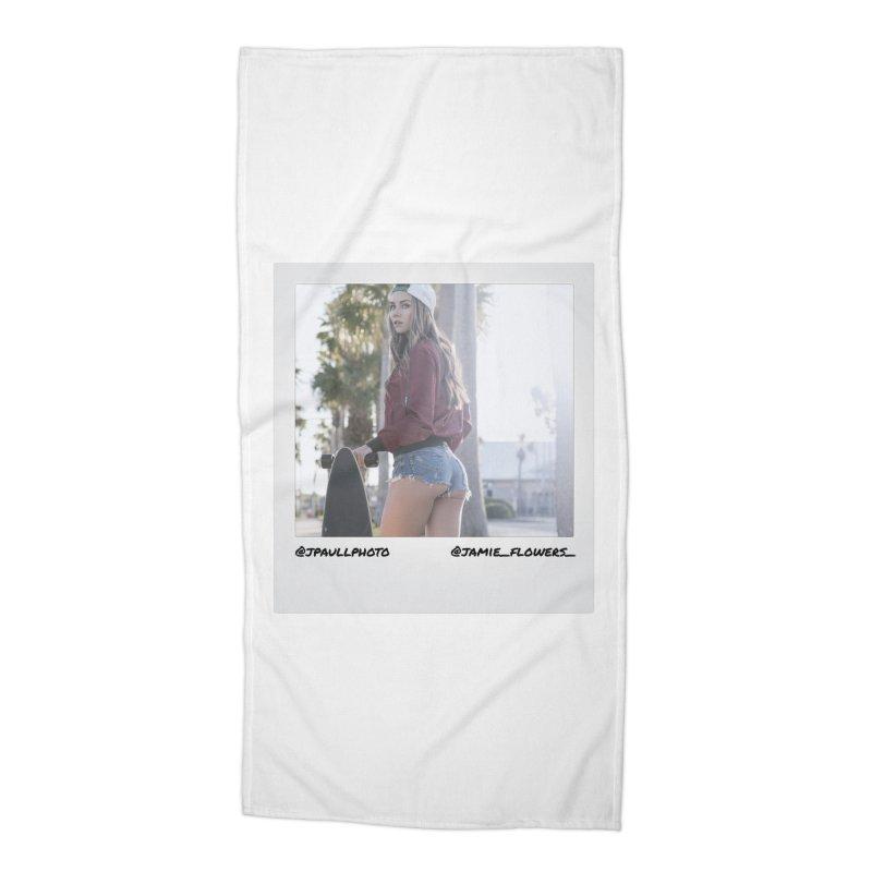 Jamie F Accessories Beach Towel by jpaullphoto's Artist Shop