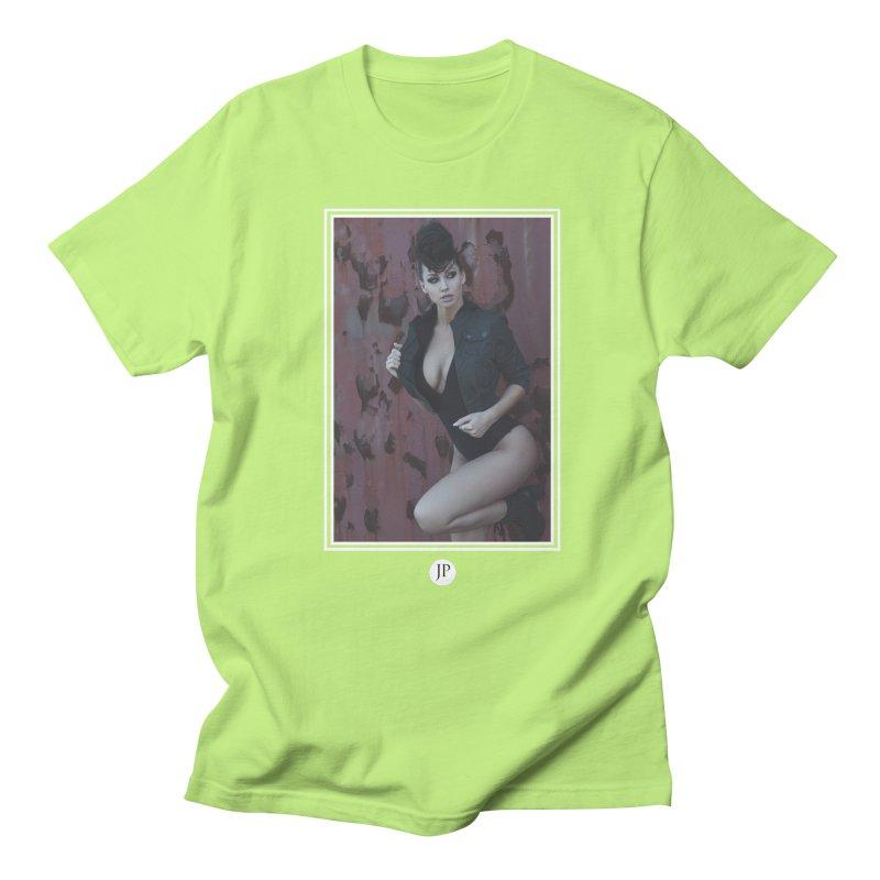 Kerri Rose  Men's T-Shirt by jpaullphoto's Artist Shop