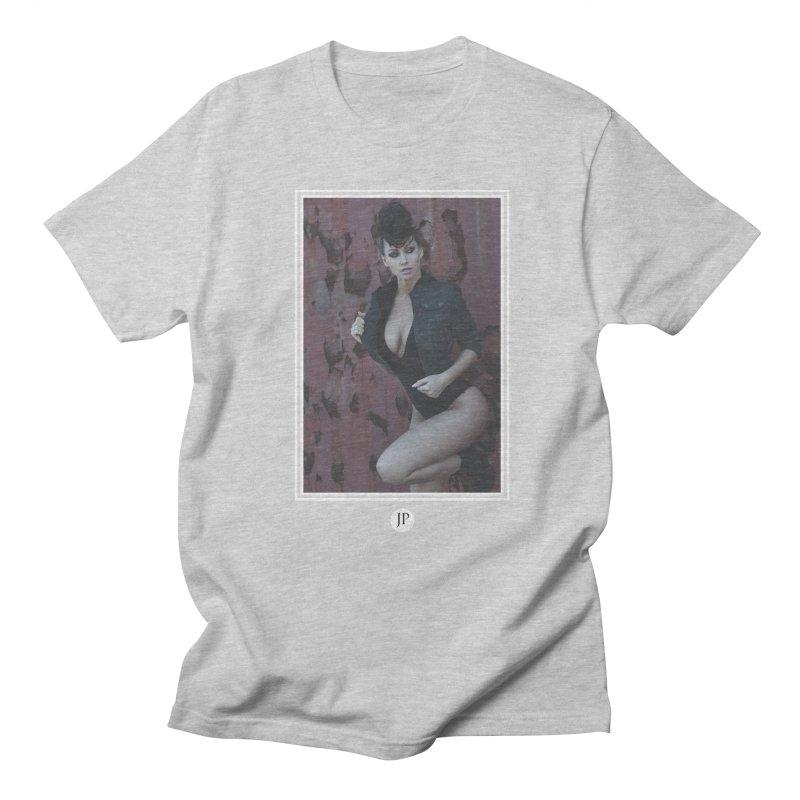 Kerri Rose  Men's Regular T-Shirt by jpaullphoto's Artist Shop