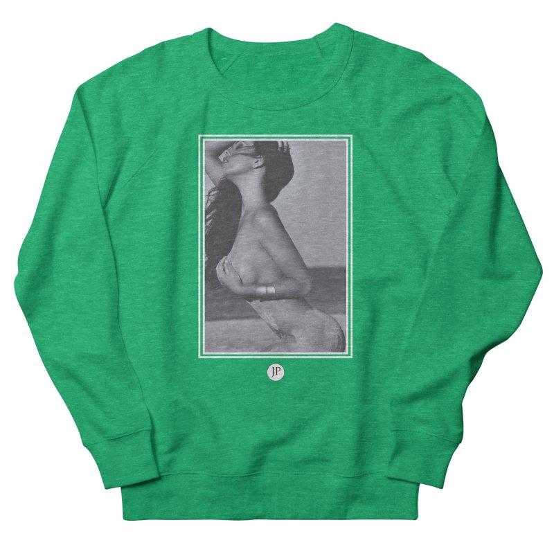 Charlotte L. Women's French Terry Sweatshirt by jpaullphoto's Artist Shop