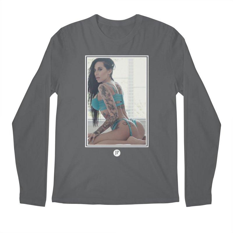 Simona  Men's Regular Longsleeve T-Shirt by jpaullphoto's Artist Shop