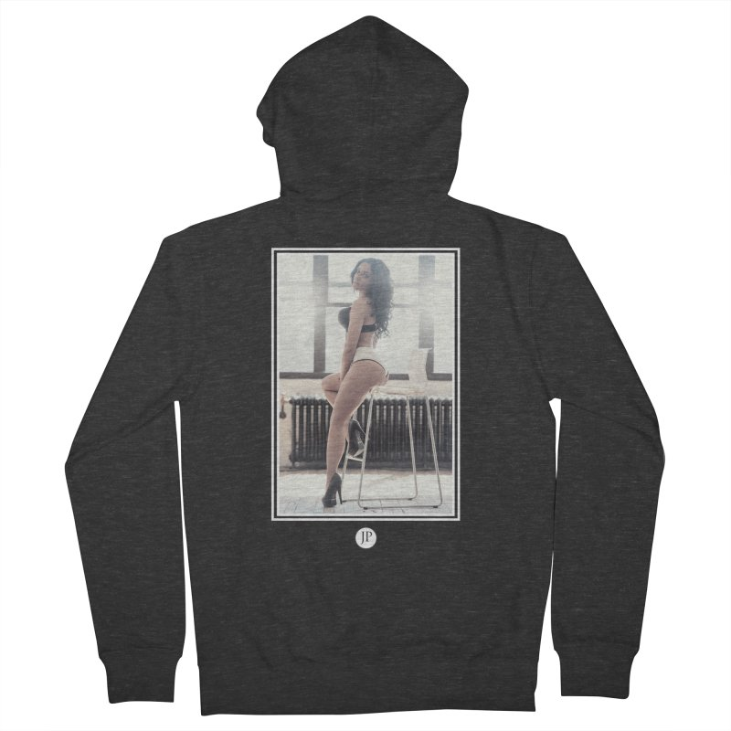Gi Valentine  Women's Zip-Up Hoody by jpaullphoto's Artist Shop