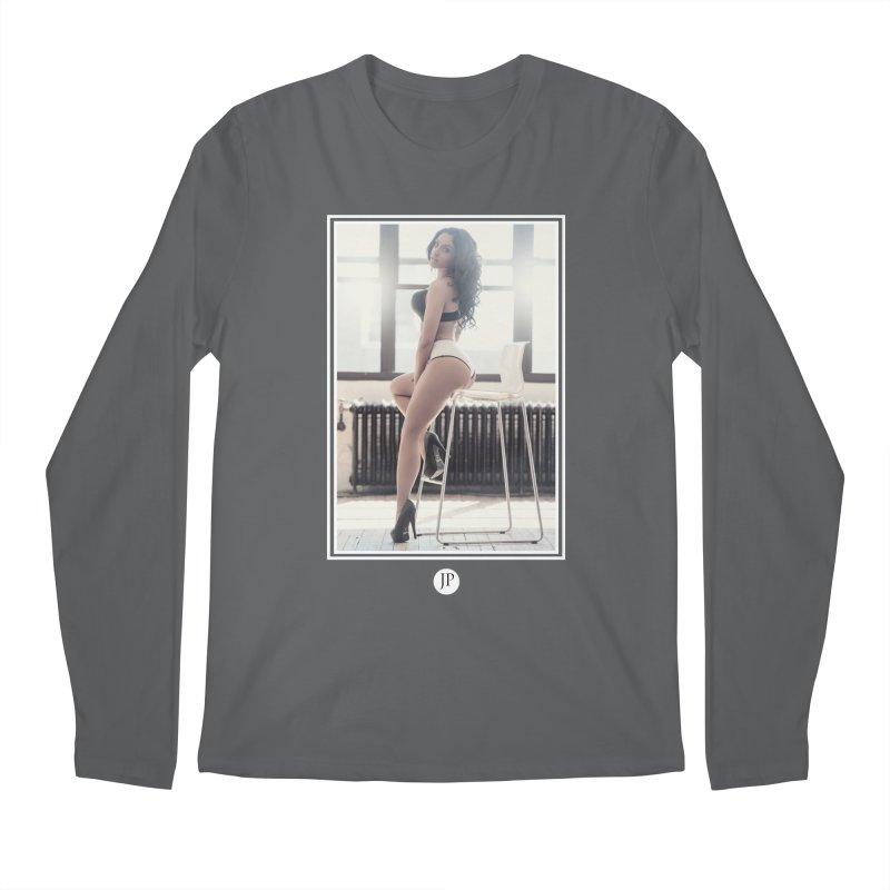 Gi Valentine  Men's Regular Longsleeve T-Shirt by jpaullphoto's Artist Shop