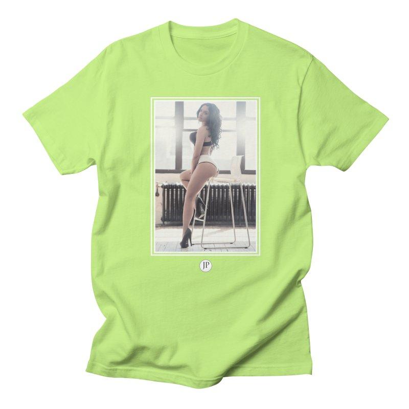 Gi Valentine  Men's T-shirt by jpaullphoto's Artist Shop