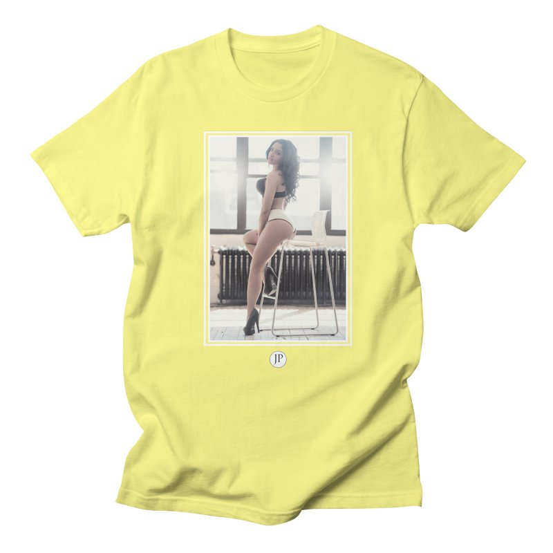 Gi Valentine  Men's Regular T-Shirt by jpaullphoto's Artist Shop