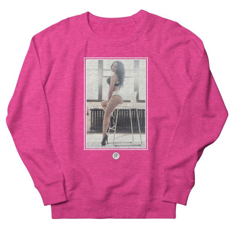 Gi Valentine  Women's French Terry Sweatshirt by jpaullphoto's Artist Shop