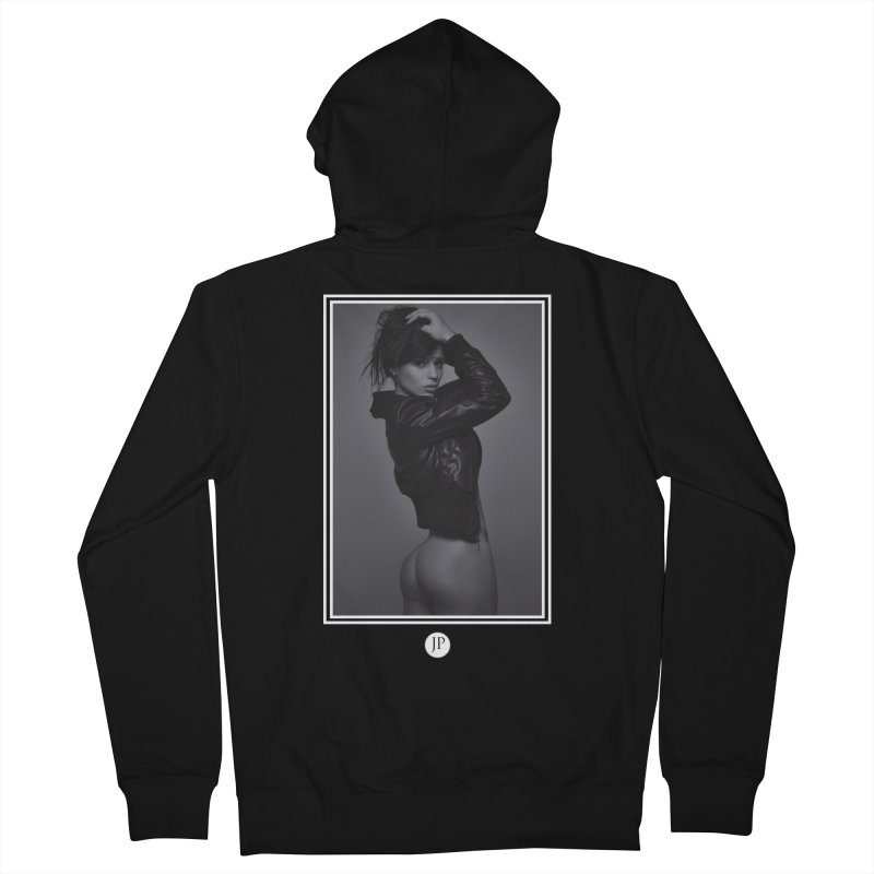 Jasmine Women's Zip-Up Hoody by jpaullphoto's Artist Shop