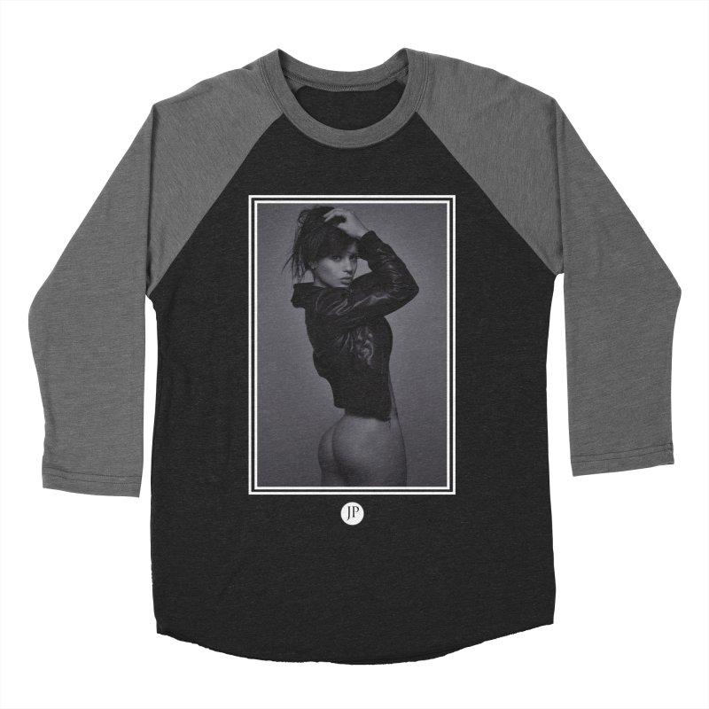 Jasmine Women's Baseball Triblend T-Shirt by jpaullphoto's Artist Shop