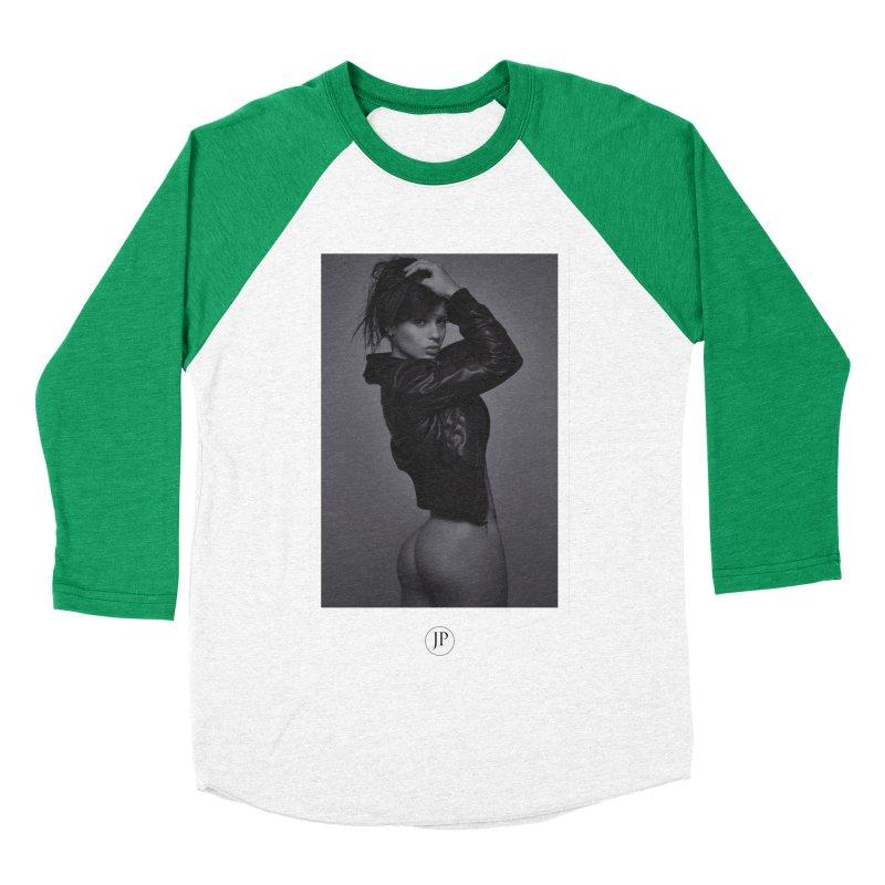 Jasmine Men's Baseball Triblend Longsleeve T-Shirt by jpaullphoto's Artist Shop