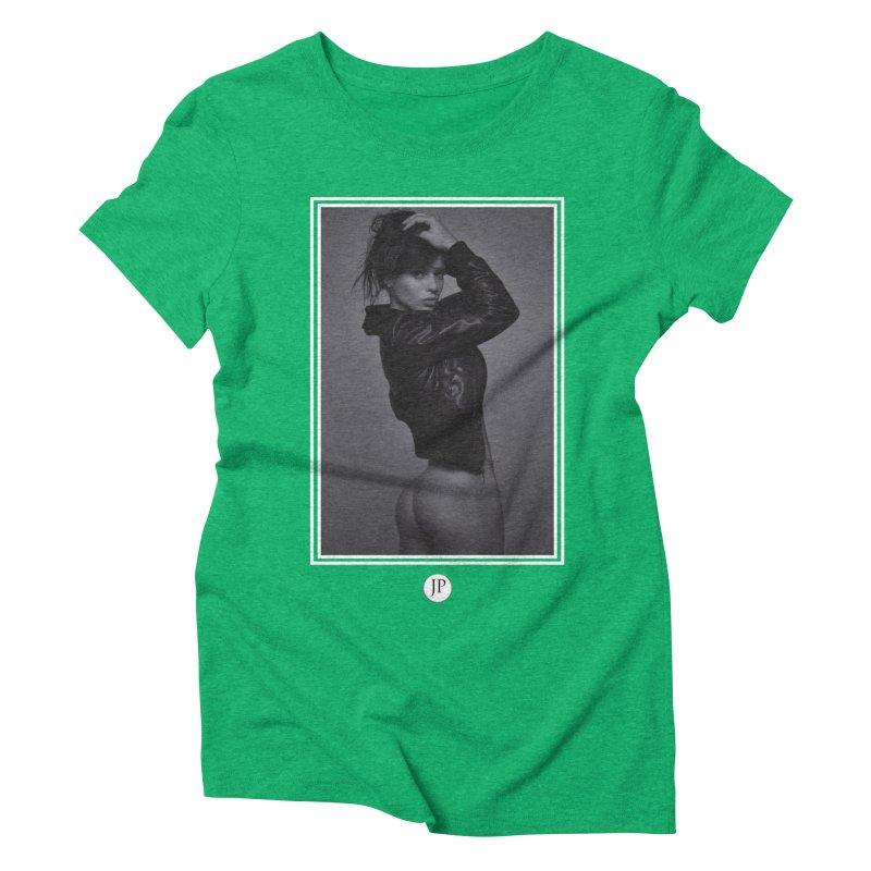 Jasmine Women's Triblend T-Shirt by jpaullphoto's Artist Shop