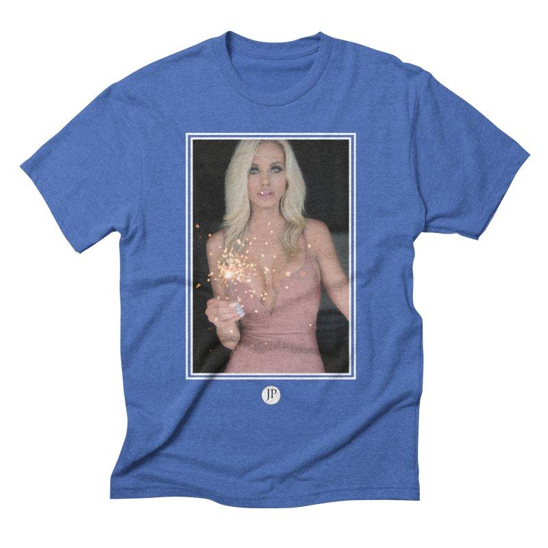 Mary Kaitlin Men's Triblend T-shirt by jpaullphoto's Artist Shop
