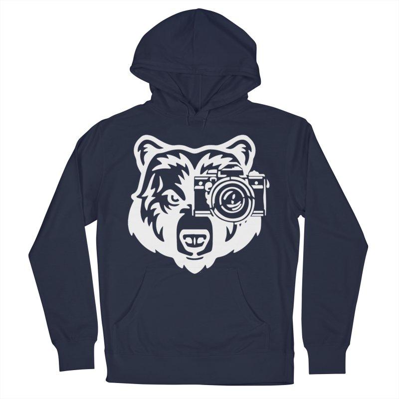 Big Bear Men's Pullover Hoody by jpaullphoto's Artist Shop