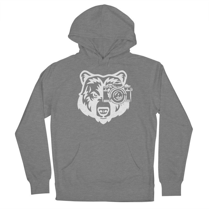 Big Bear Women's Pullover Hoody by jpaullphoto's Artist Shop