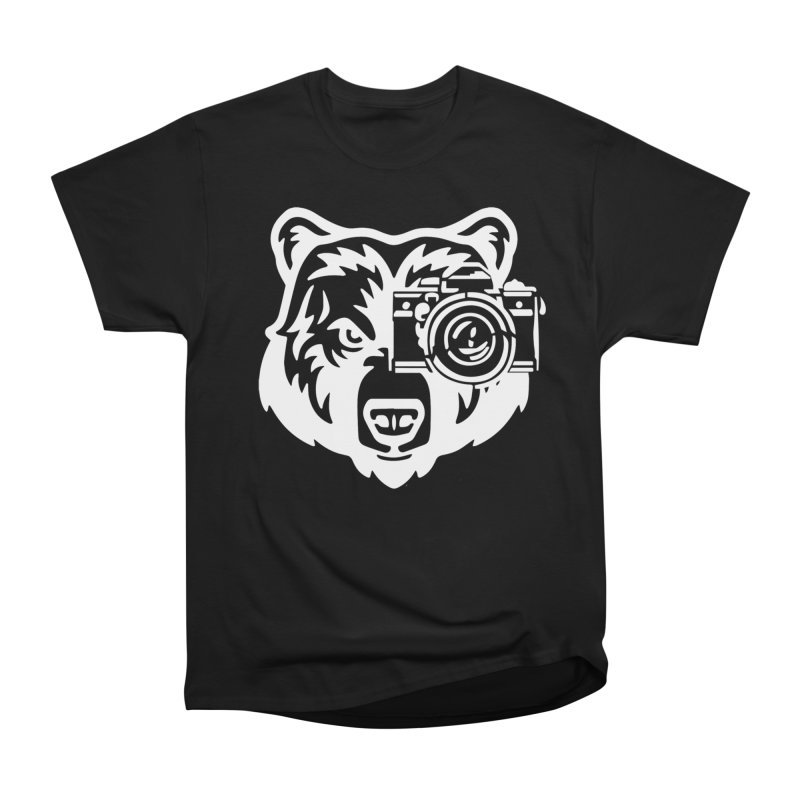 Big Bear Women's Heavyweight Unisex T-Shirt by jpaullphoto's Artist Shop