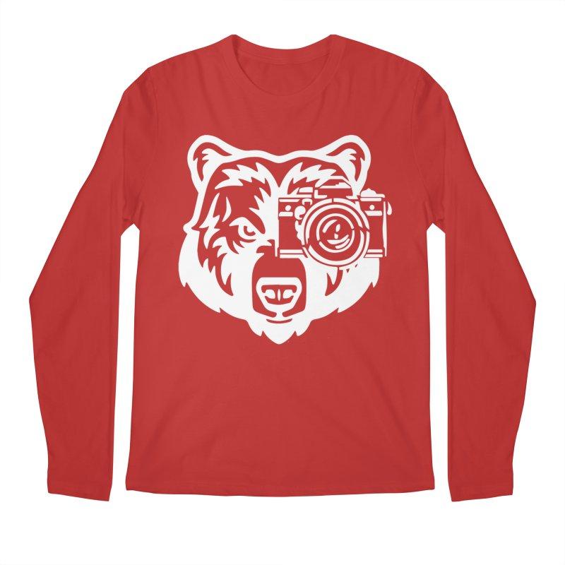 Big Bear Men's Regular Longsleeve T-Shirt by jpaullphoto's Artist Shop