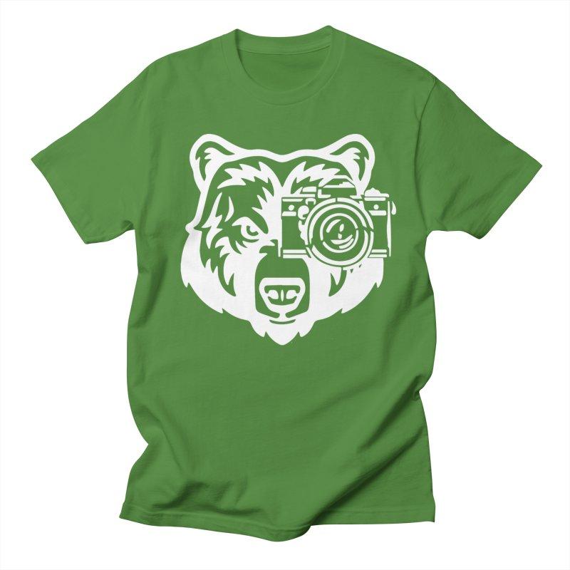 Big Bear Women's Regular Unisex T-Shirt by jpaullphoto's Artist Shop