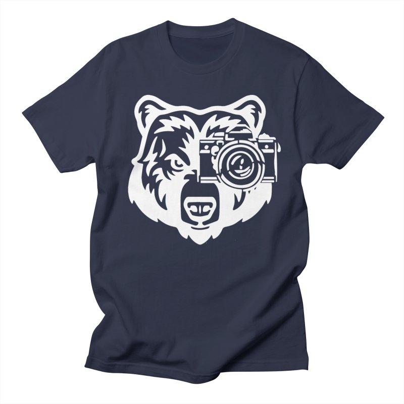 Big Bear Men's T-Shirt by jpaullphoto's Artist Shop