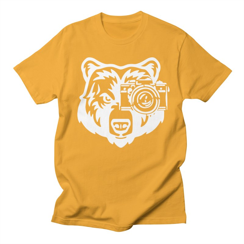 Big Bear Men's T-Shirt by jpaullphoto's Artist Shop