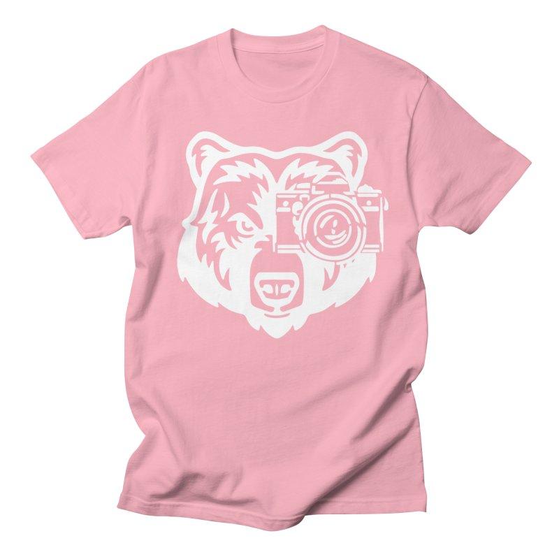 Big Bear Men's Regular T-Shirt by jpaullphoto's Artist Shop