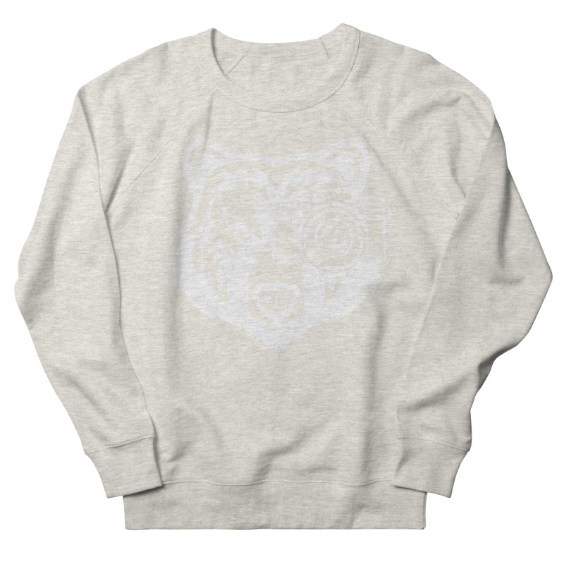 Big Bear Women's French Terry Sweatshirt by jpaullphoto's Artist Shop