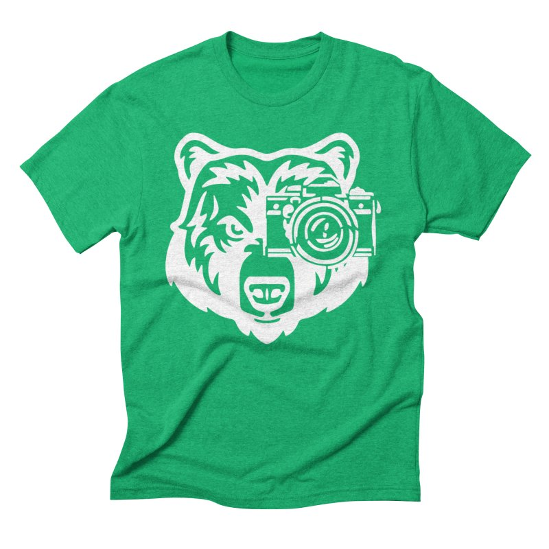 Big Bear Men's Triblend T-Shirt by jpaullphoto's Artist Shop