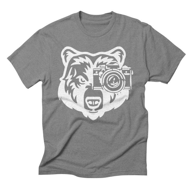 Big Bear Men's Triblend T-Shirt by jpaullphoto's Artist Shop