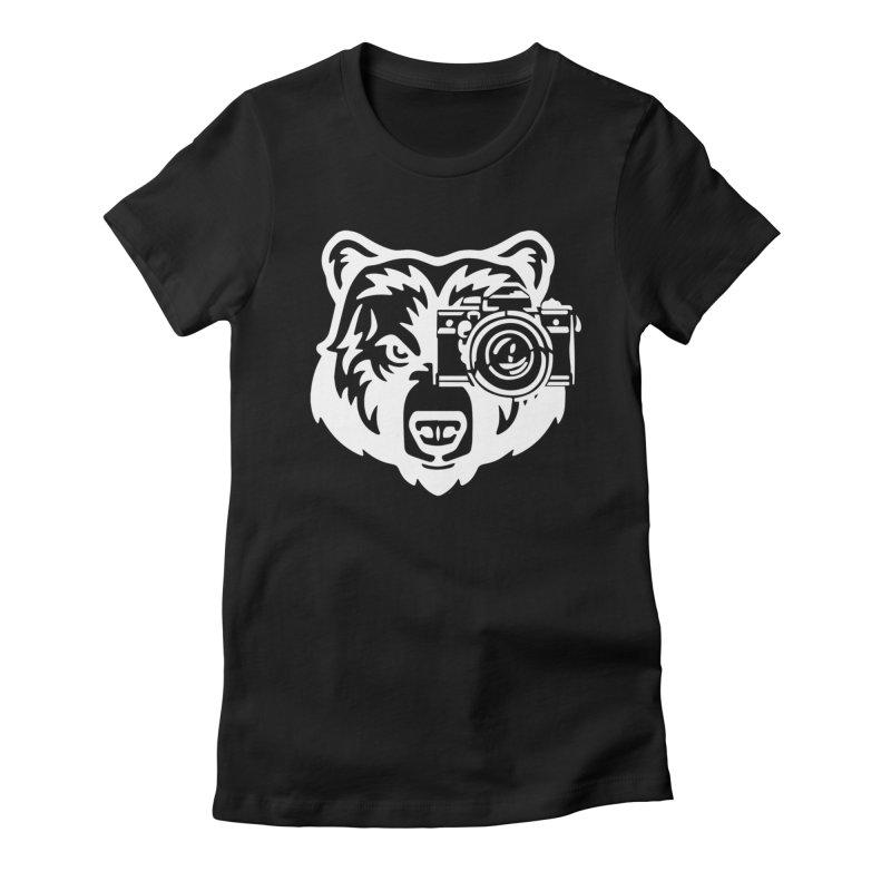 Big Bear Women's T-Shirt by jpaullphoto's Artist Shop