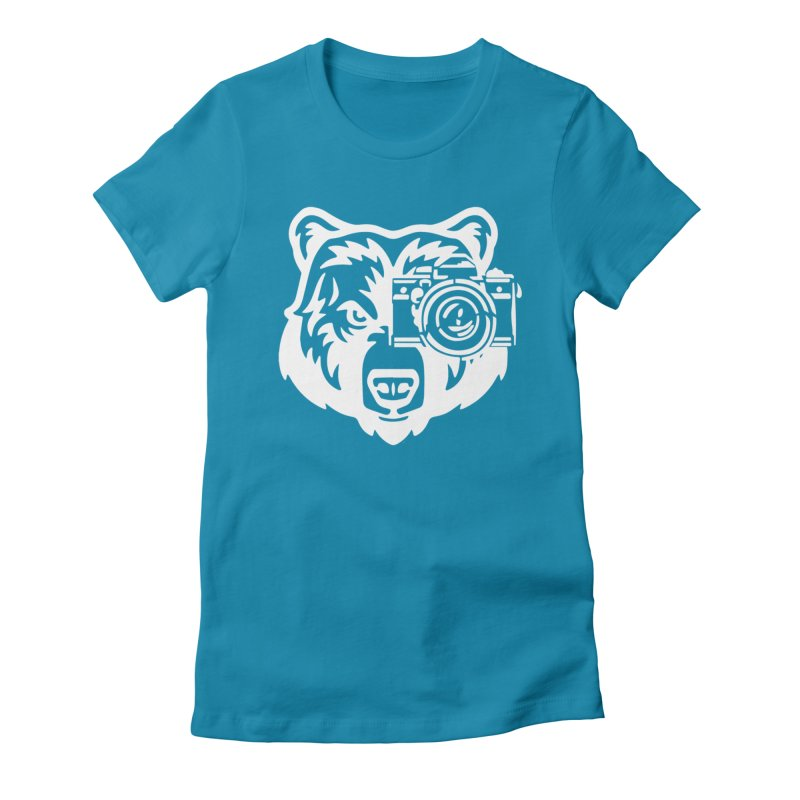 Big Bear Women's T-Shirt by jpaullphoto's Artist Shop