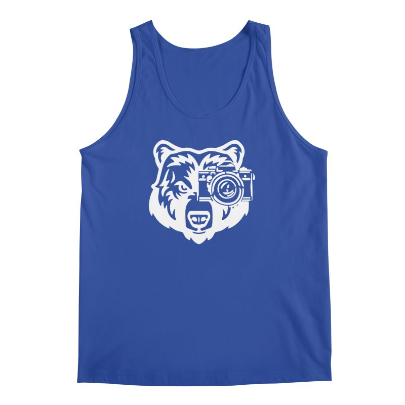 Big Bear Men's Regular Tank by jpaullphoto's Artist Shop