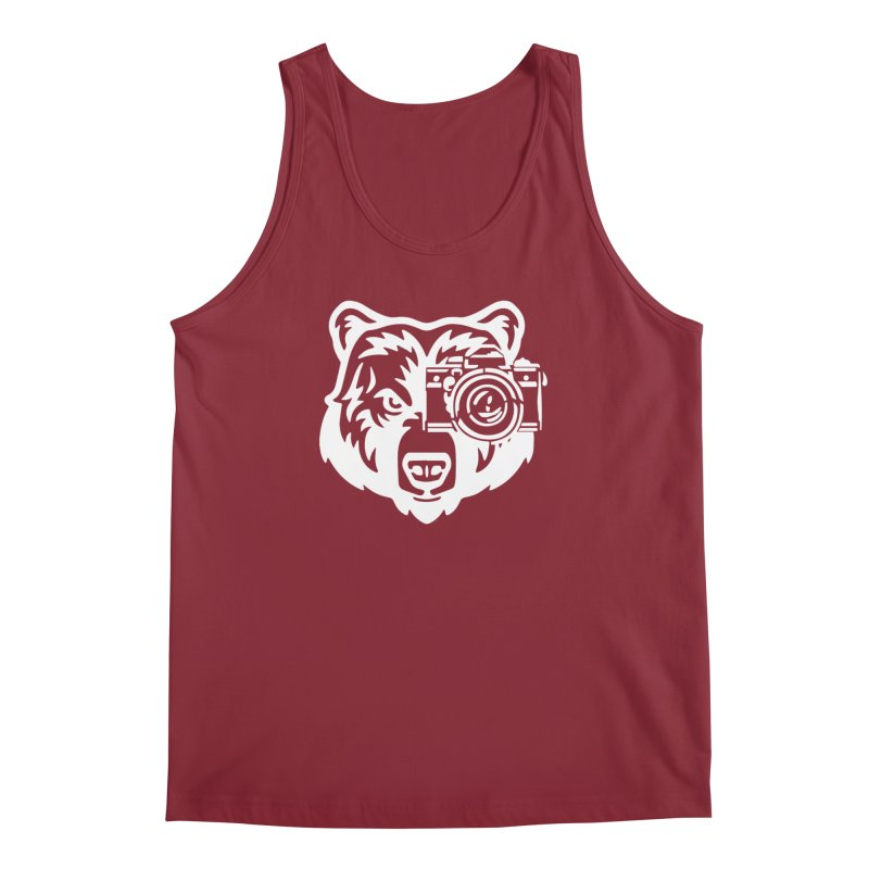 Big Bear Men's Tank by jpaullphoto's Artist Shop